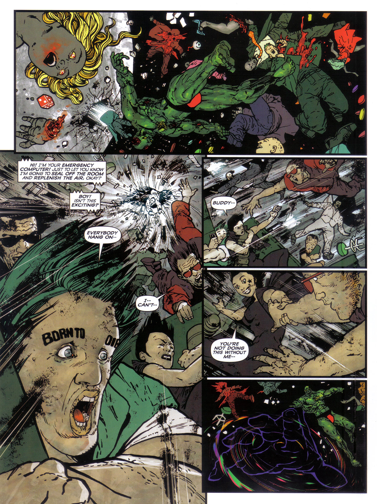 Read online 2000 AD comic -  Issue #1746 - 72