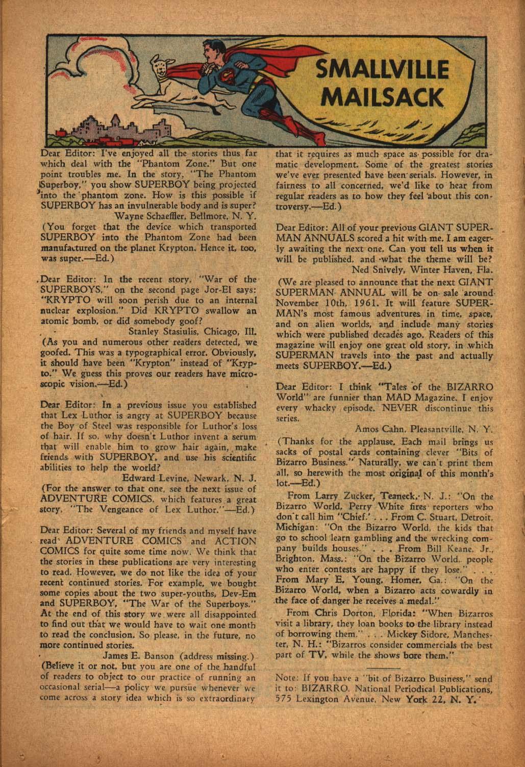 Read online Adventure Comics (1938) comic -  Issue #291 - 18