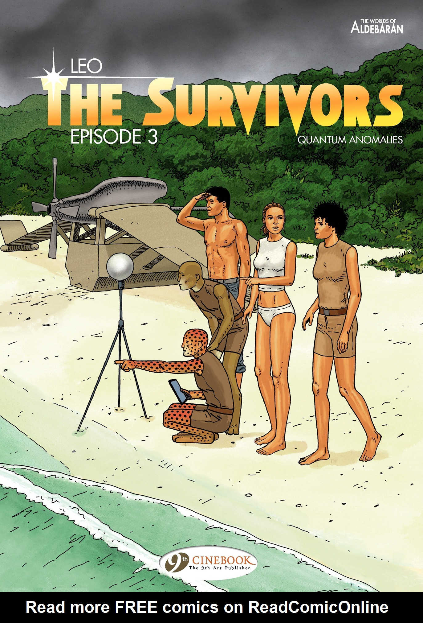 The Survivors issue 3 - Page 1