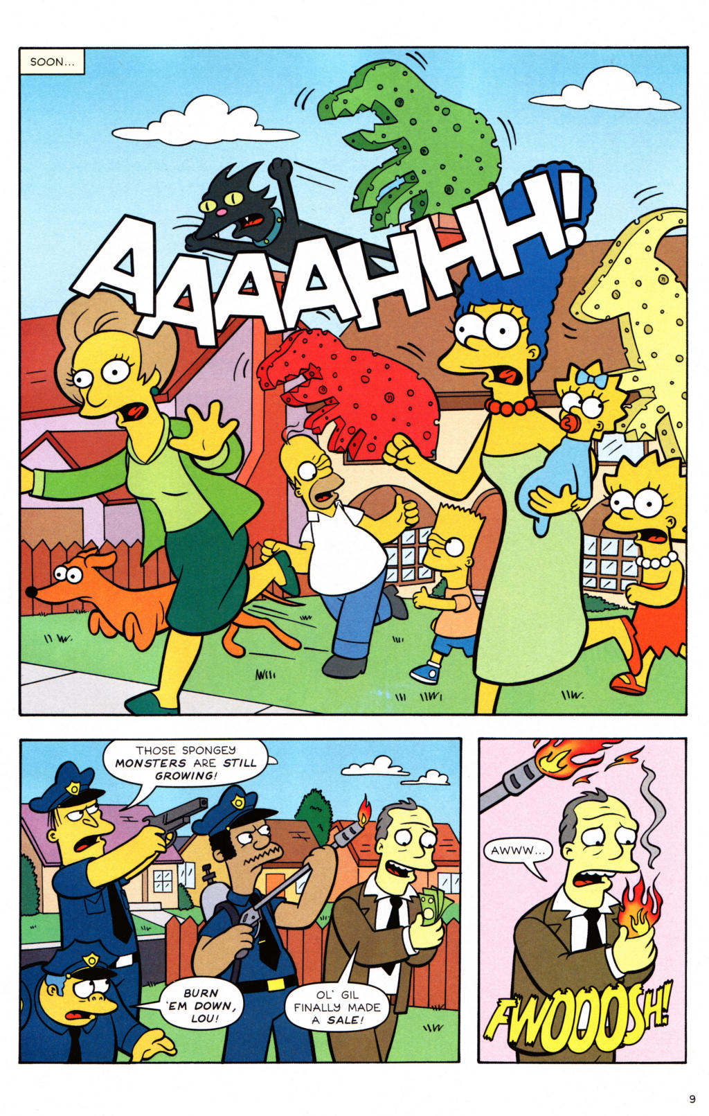 Read online Simpsons Comics Presents Bart Simpson comic -  Issue #34 - 8