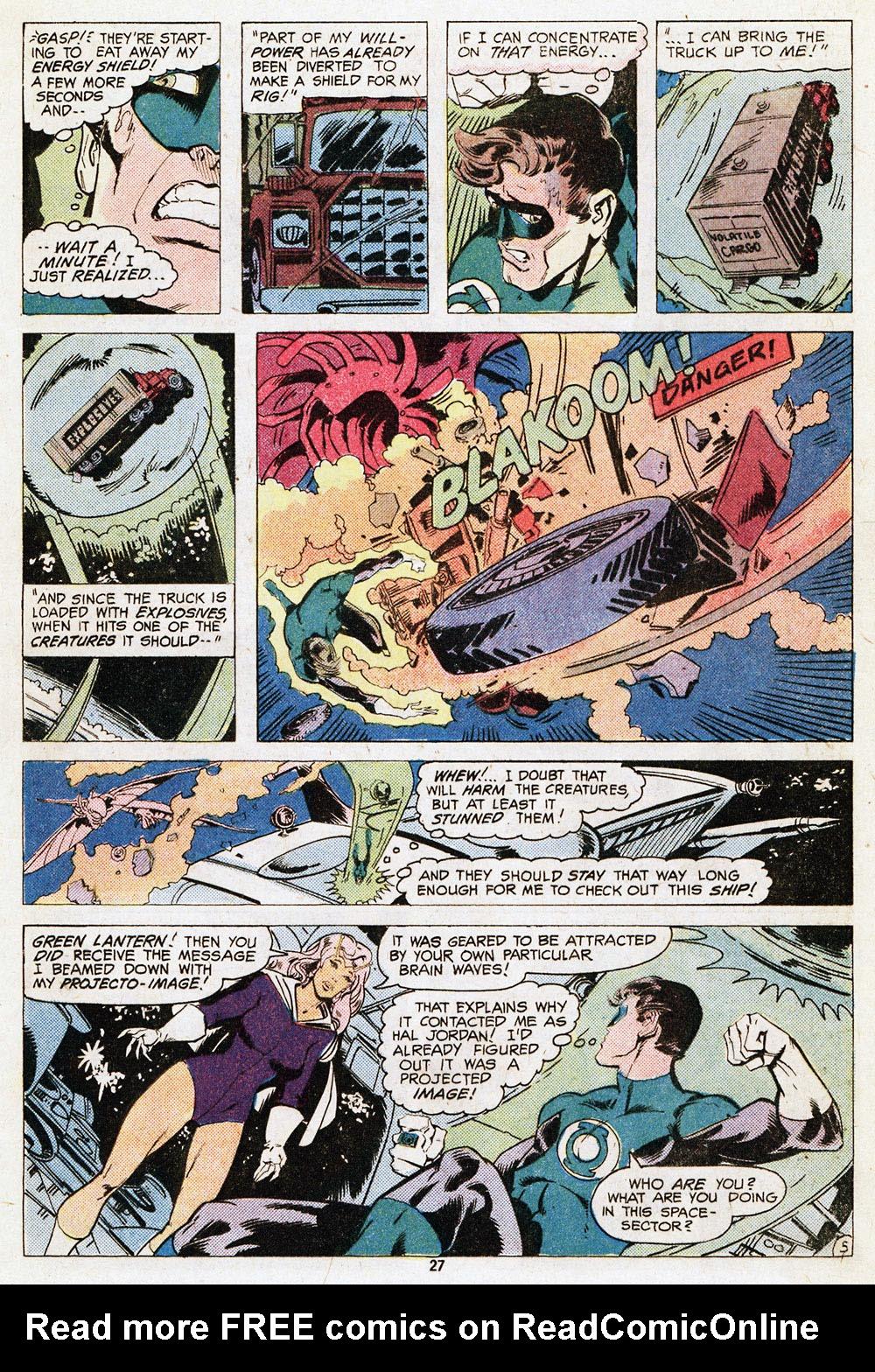 Read online Adventure Comics (1938) comic -  Issue #459 - 29
