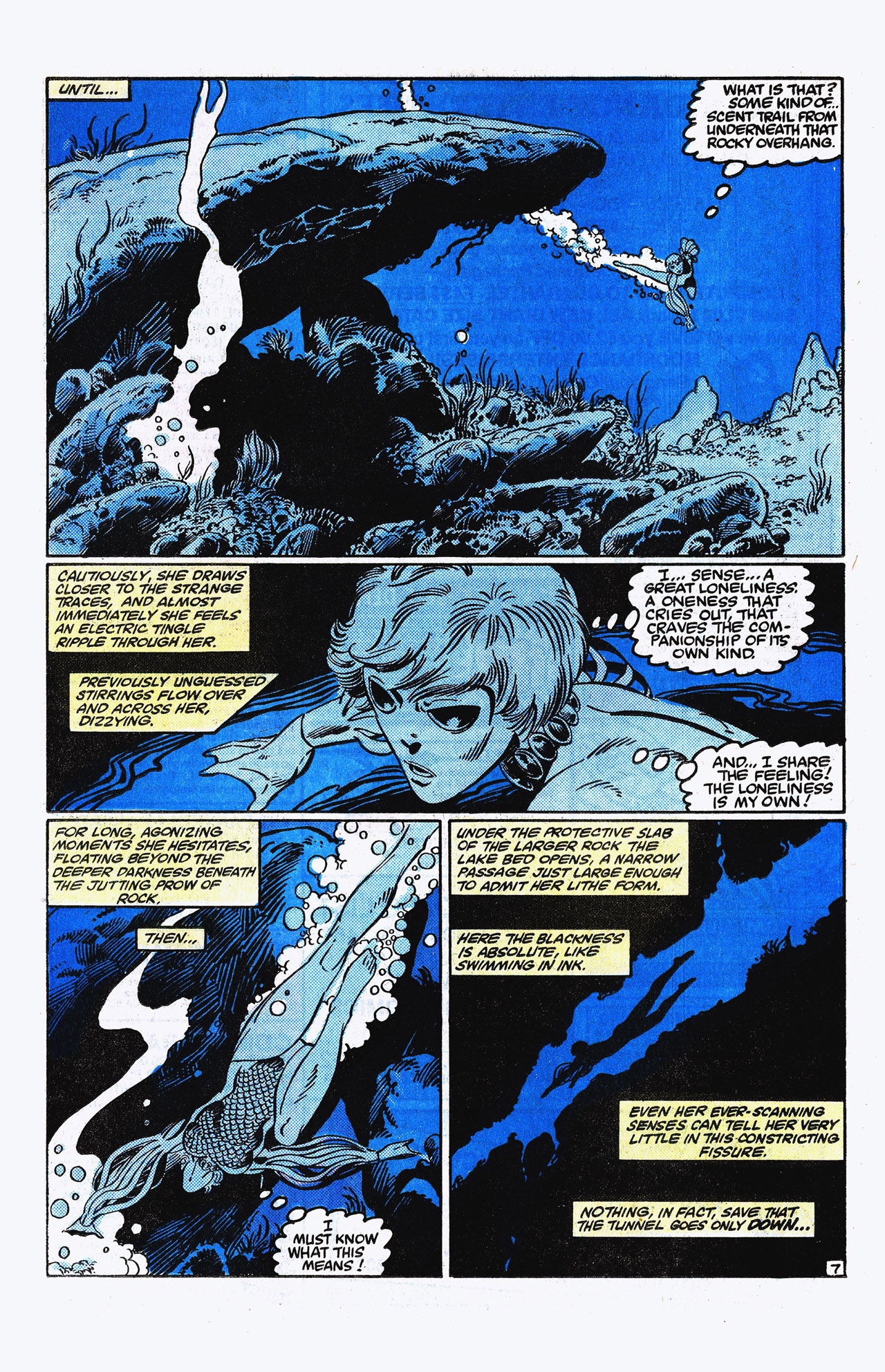 Read online Alpha Flight (1983) comic -  Issue #15 - 8
