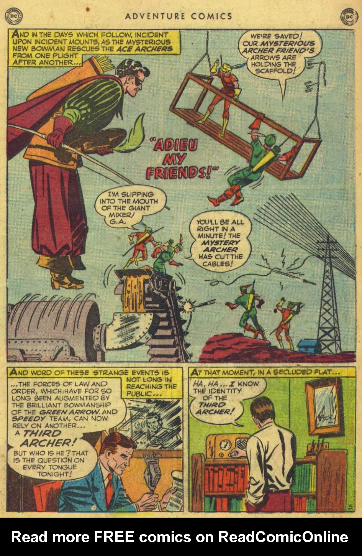 Read online Adventure Comics (1938) comic -  Issue #162 - 43