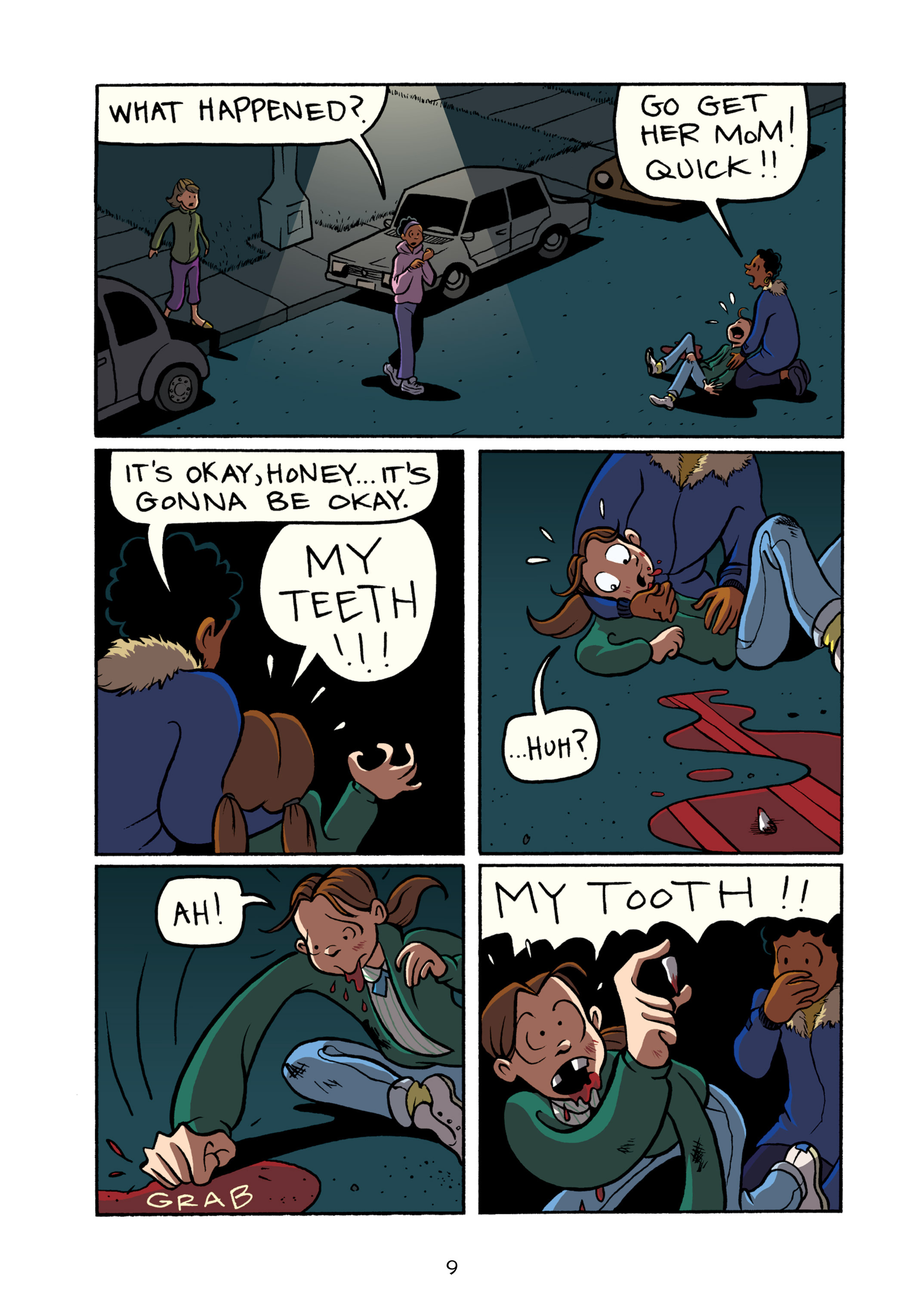 Read online Smile comic -  Issue # TPB - 15