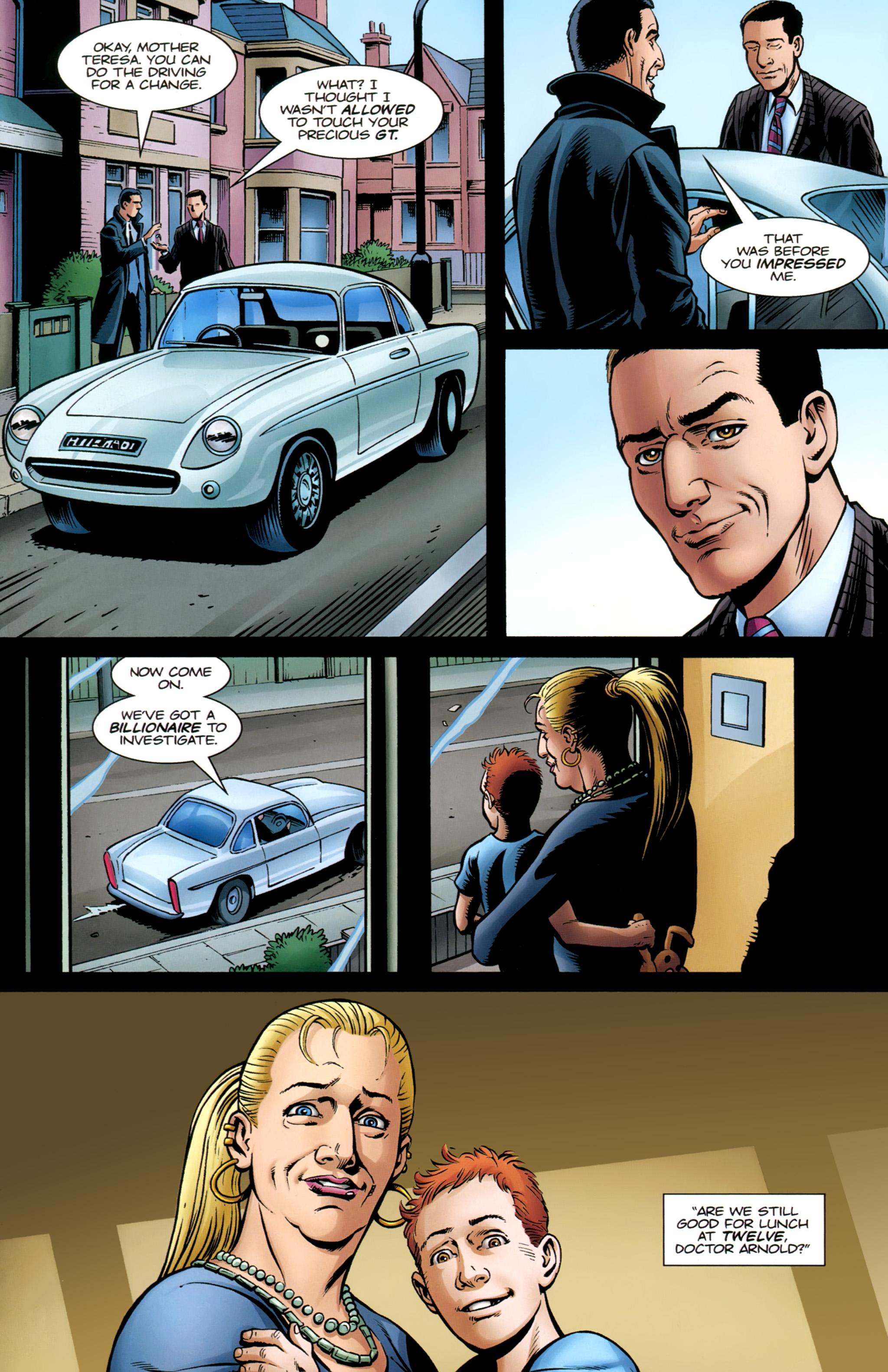Read online Secret Service comic -  Issue #5 - 13