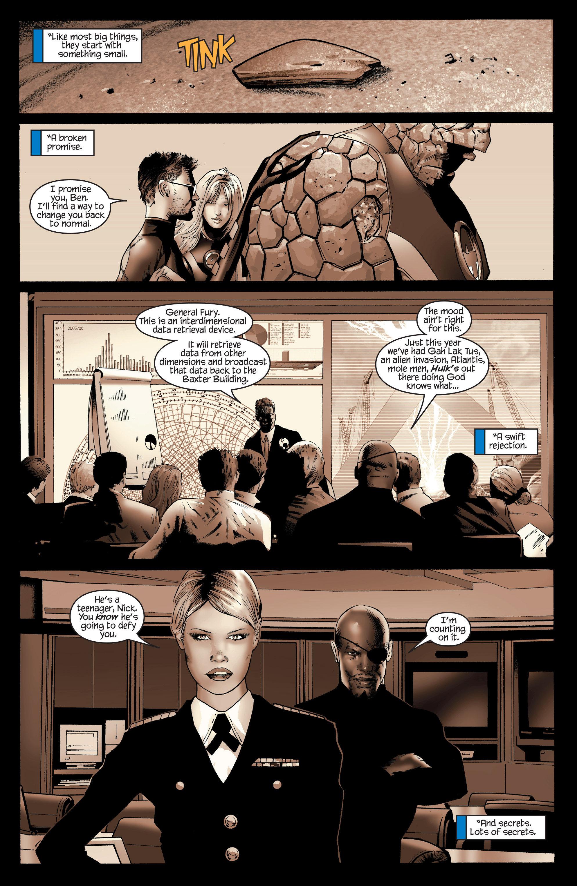 Read online Ultimate Power comic -  Issue #7 - 5