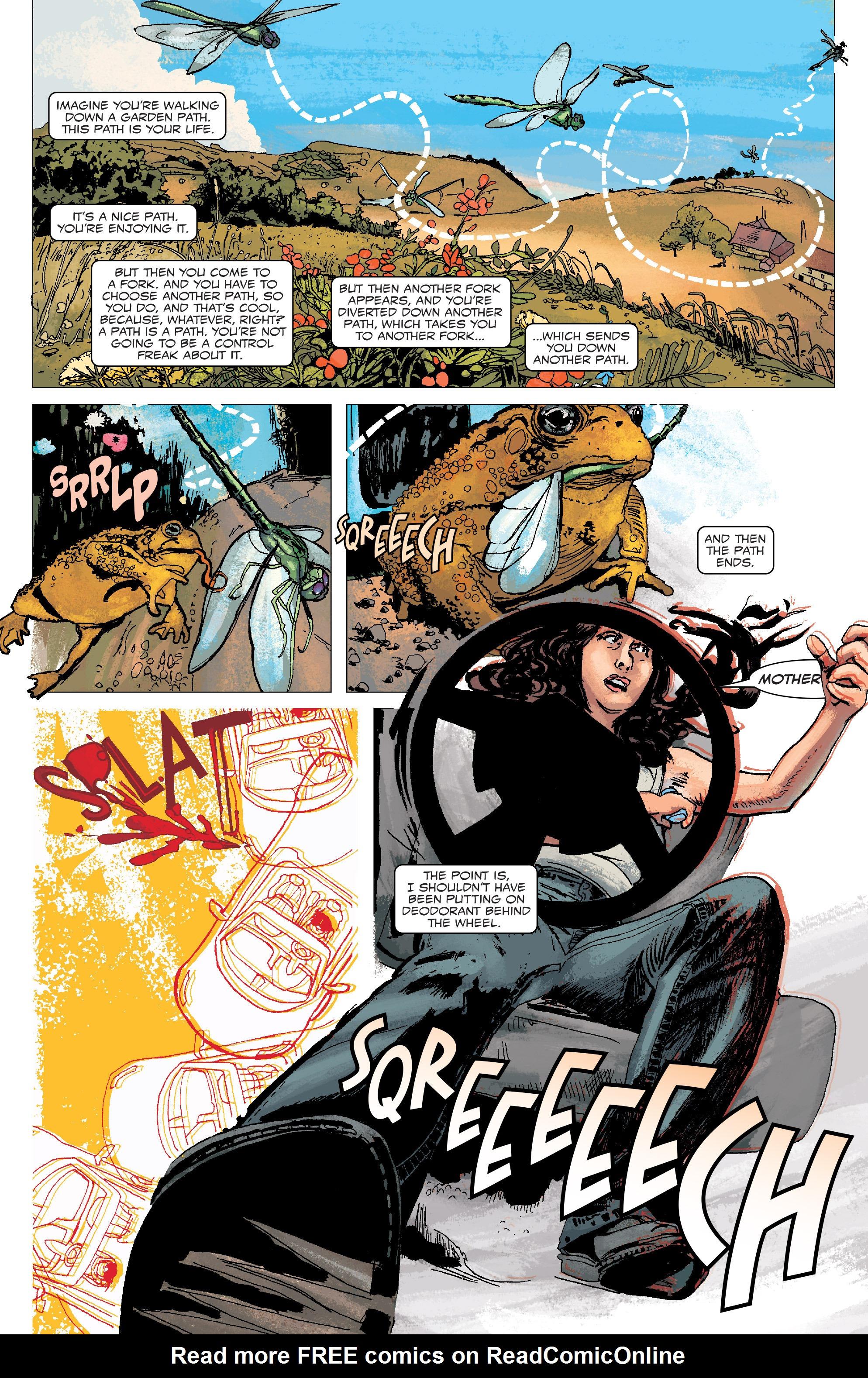 Read online Civil War II: Choosing Sides comic -  Issue #6 - 3