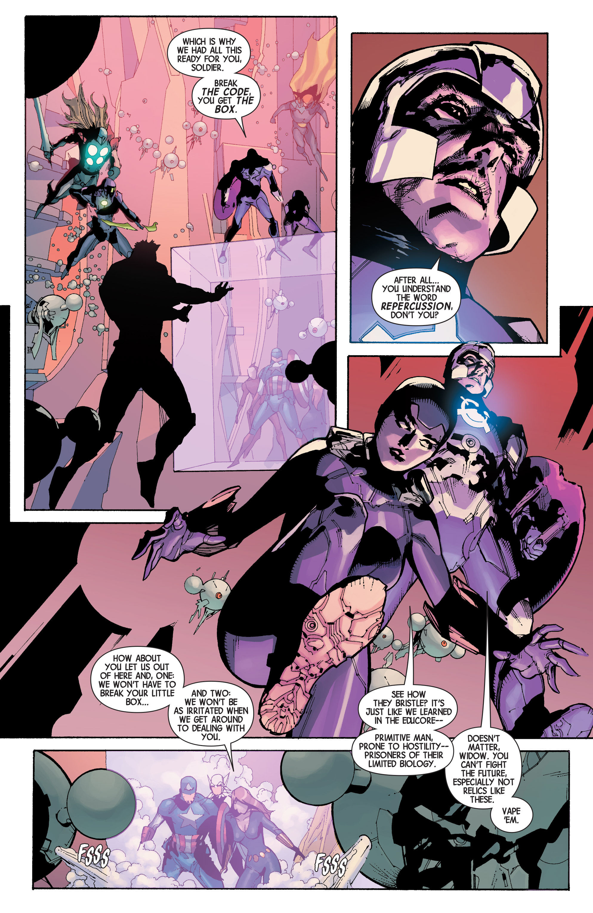 Read online Avengers (2013) comic -  Issue #31 - 9