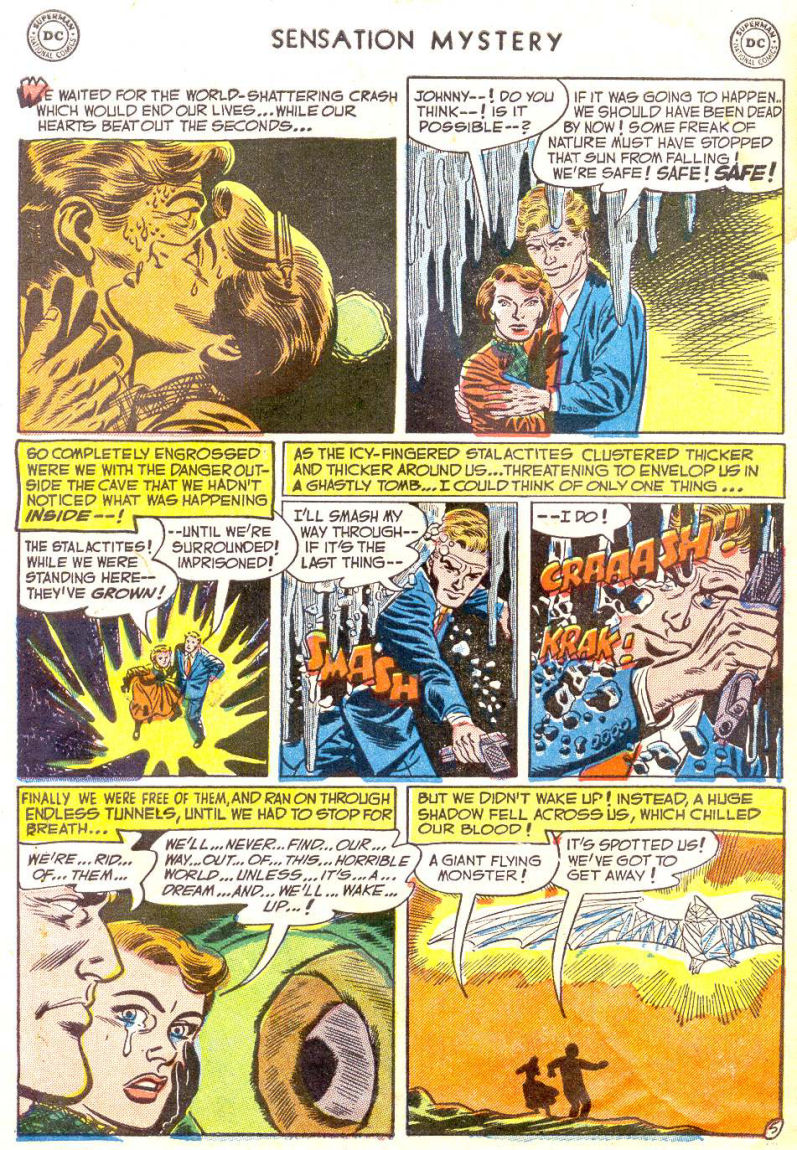 Read online Sensation (Mystery) Comics comic -  Issue #114 - 7