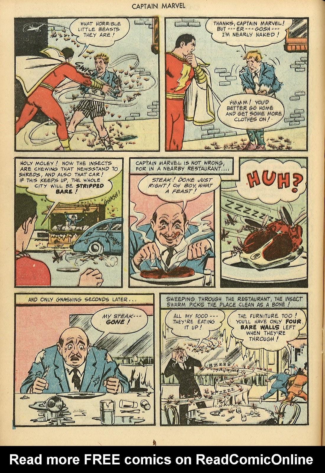 Captain Marvel Adventures issue 70 - Page 20