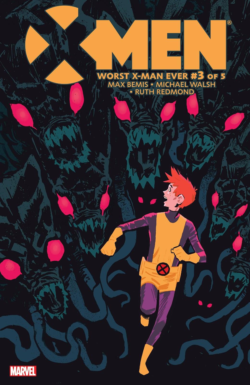 X-Men: Worst X-Man Ever 3 Page 1