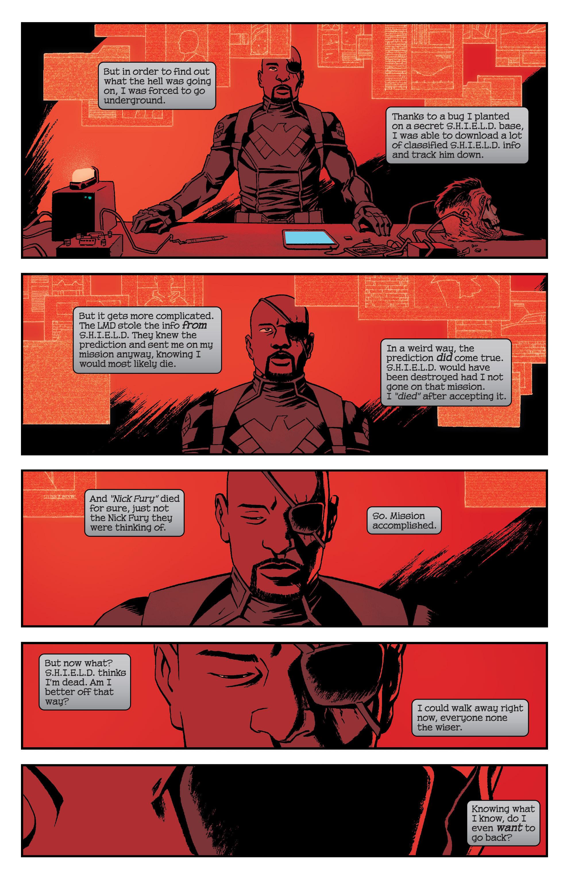Read online Civil War II: Choosing Sides comic -  Issue #6 - 20