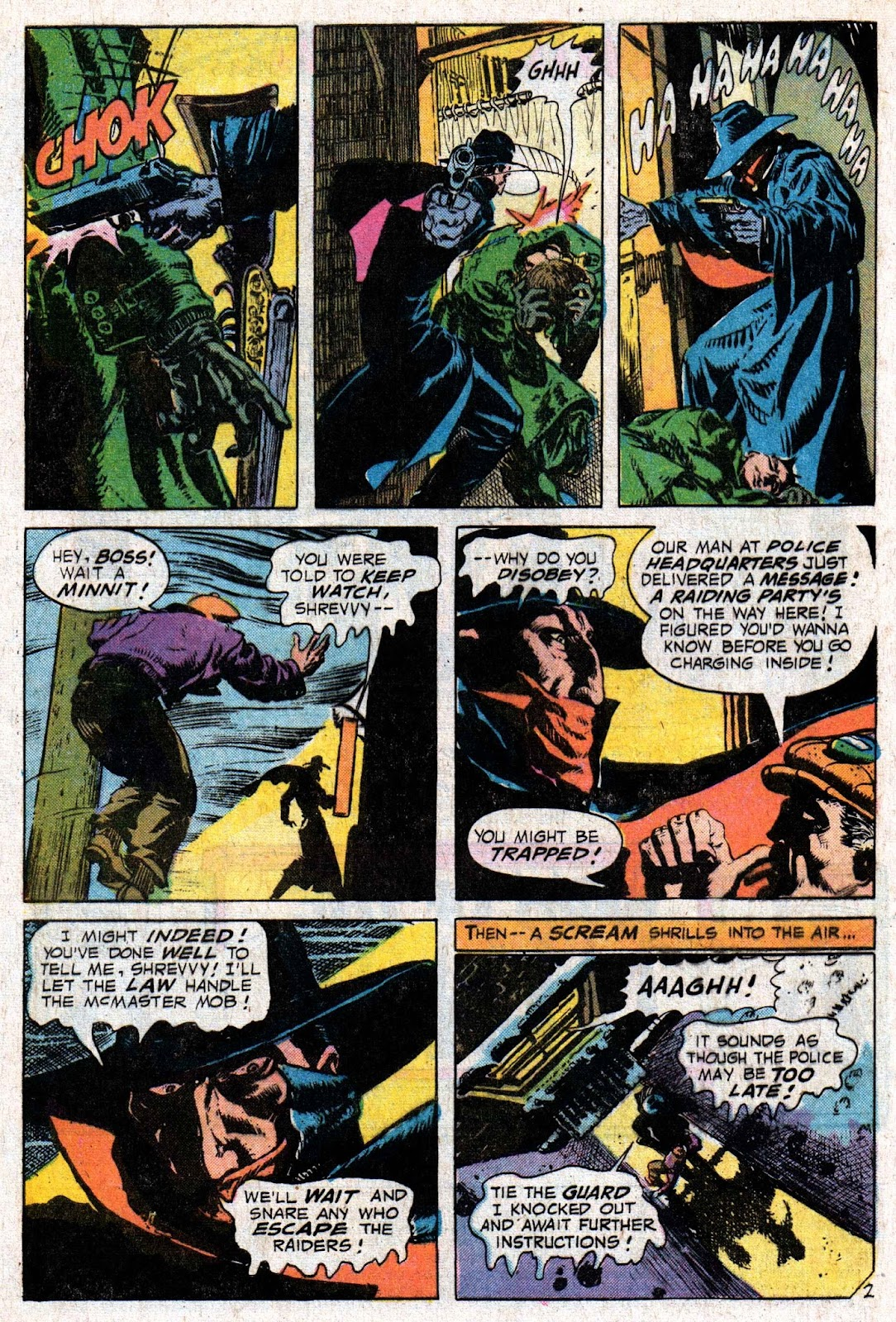 The Shadow (1973) issue 6 - Page 4