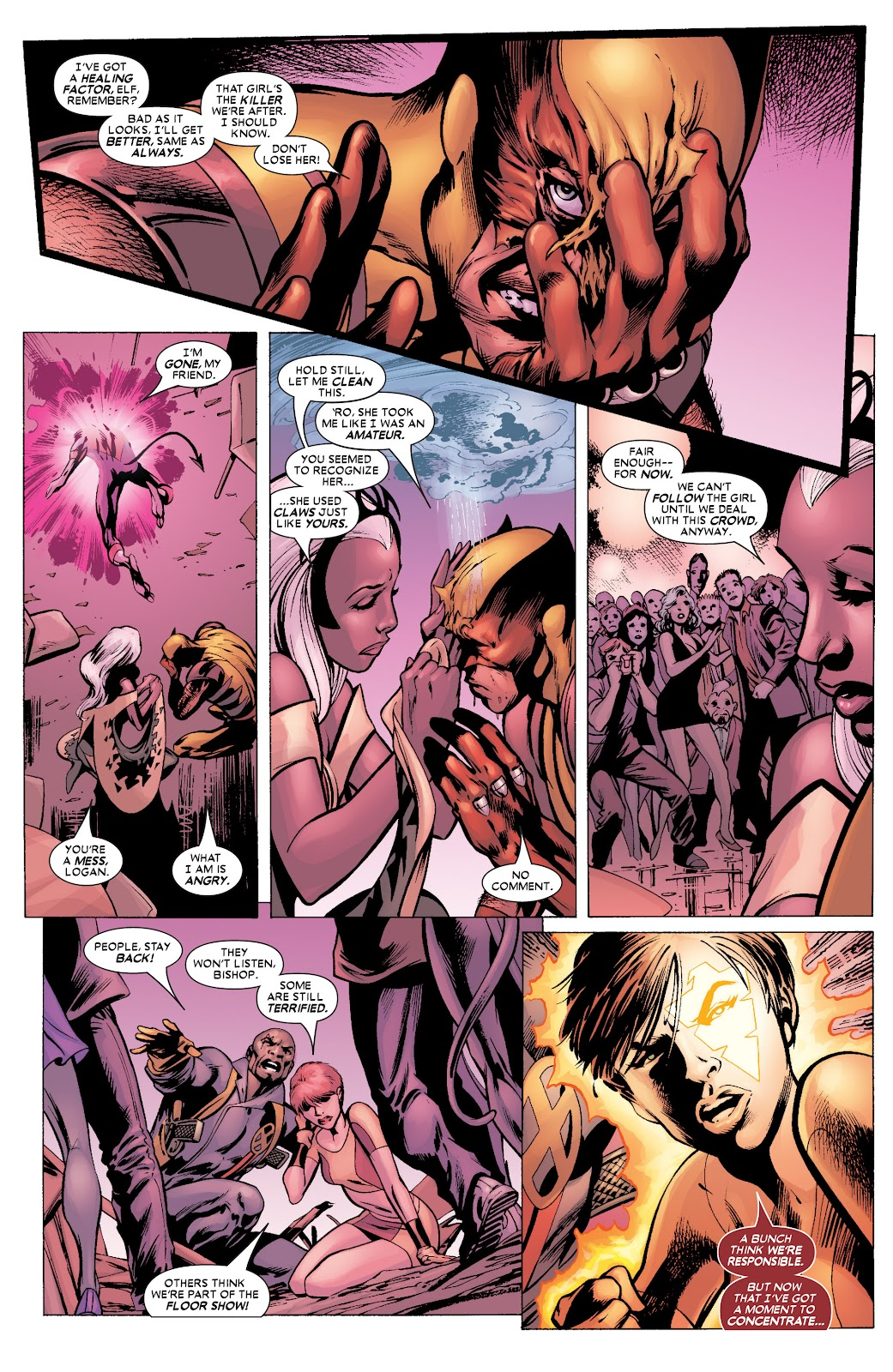 Uncanny X-Men (1963) issue 451 - Page 6