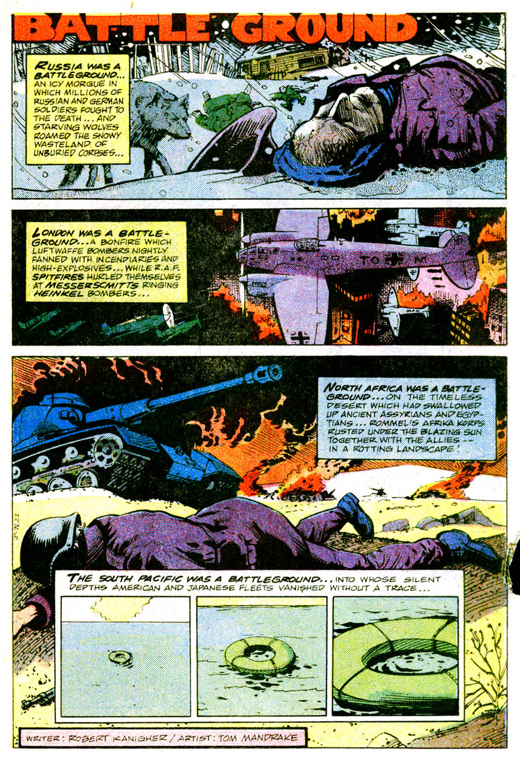 Sgt. Rock issue 362 - Page 18