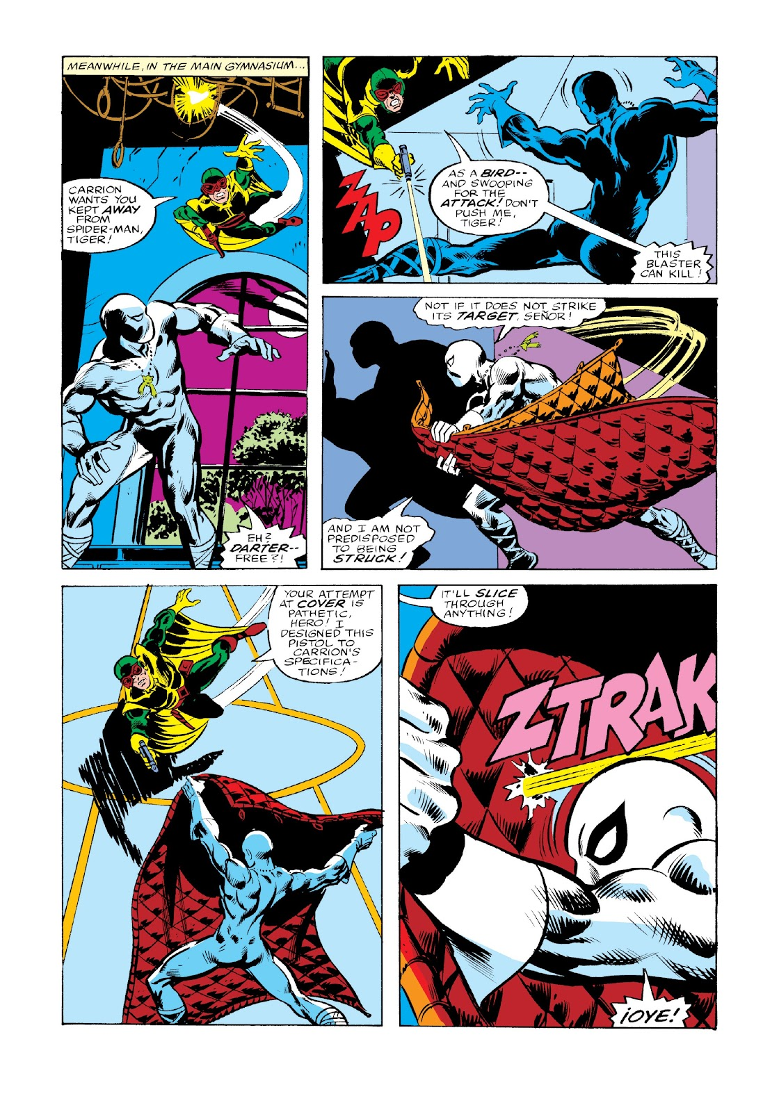 Read online Marvel Masterworks: The Spectacular Spider-Man comic -  Issue # TPB 2 (Part 3) - 70