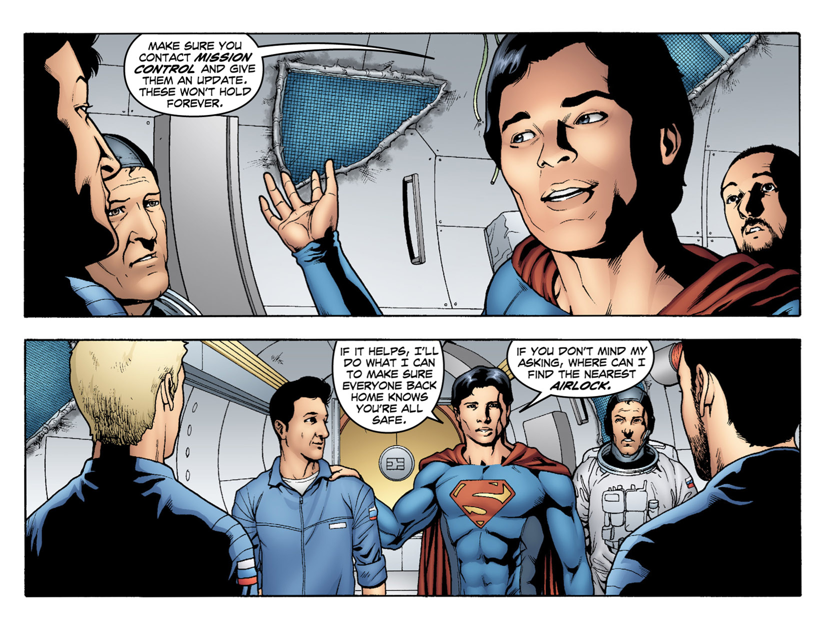 Read online Smallville: Season 11 comic -  Issue #1 - 18