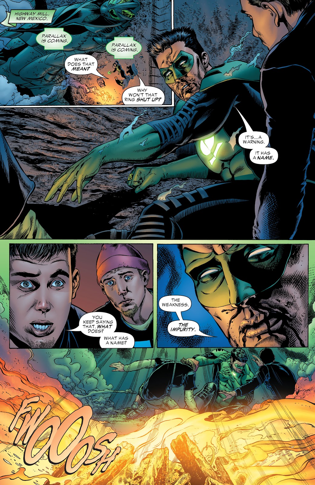 Read online Green Lantern by Geoff Johns comic -  Issue # TPB 1 (Part 1) - 61