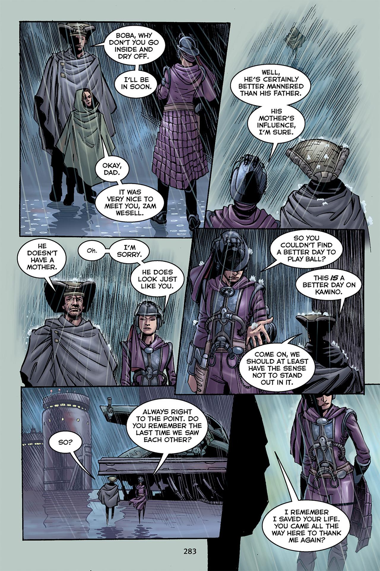 Read online Star Wars Omnibus comic -  Issue # Vol. 10 - 279