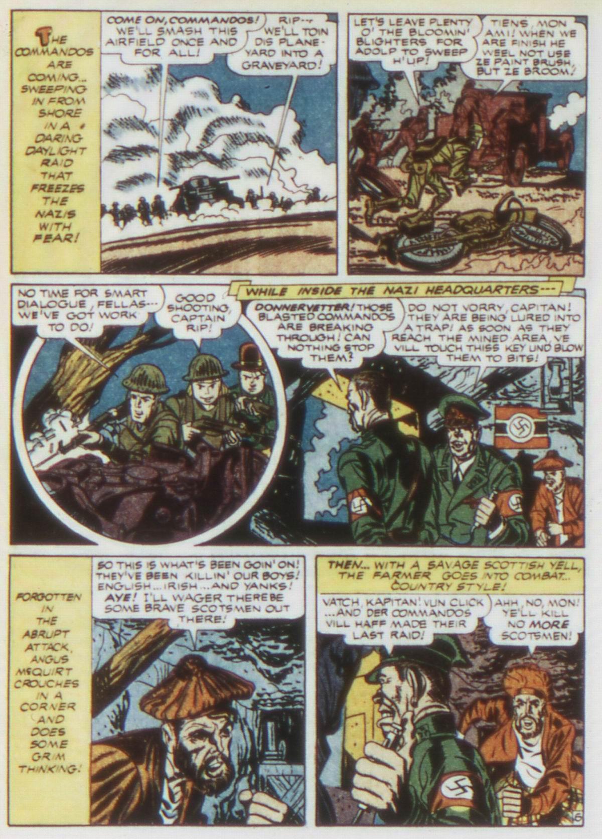 Read online Detective Comics (1937) comic -  Issue #75 - 22