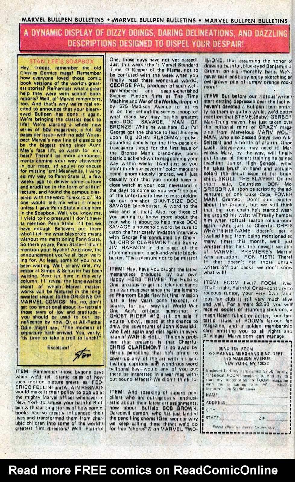 Giant-Size Spider-Man (1974) issue 5 - Page 14