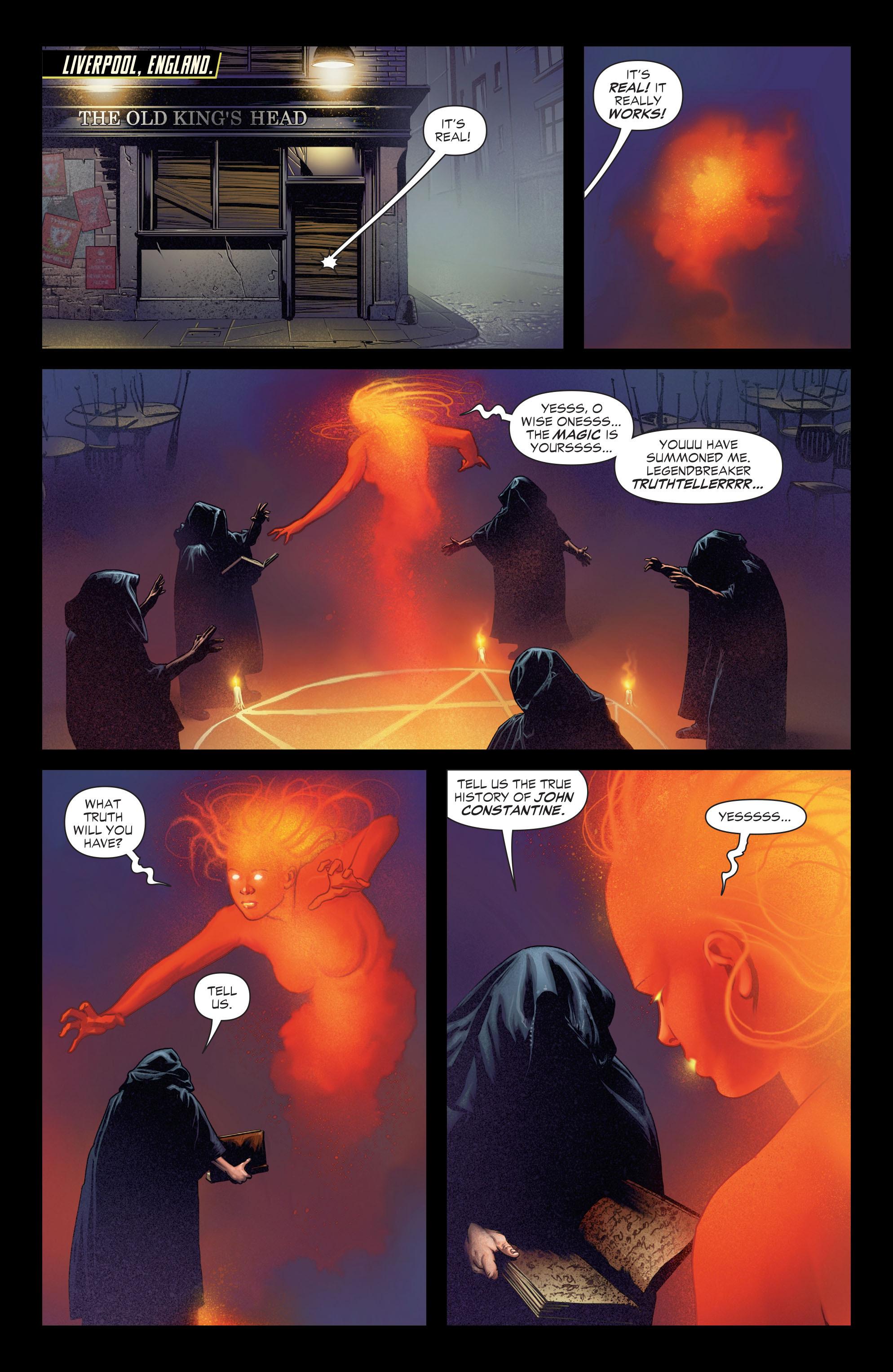 Read online Secret Origins (2014) comic -  Issue #11 - 14