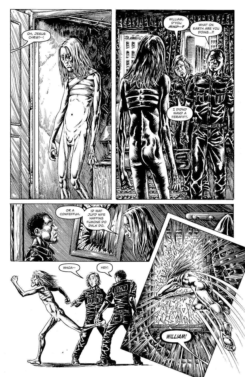 Read online Alan Moore's Cinema Purgatorio comic -  Issue #18 - 20