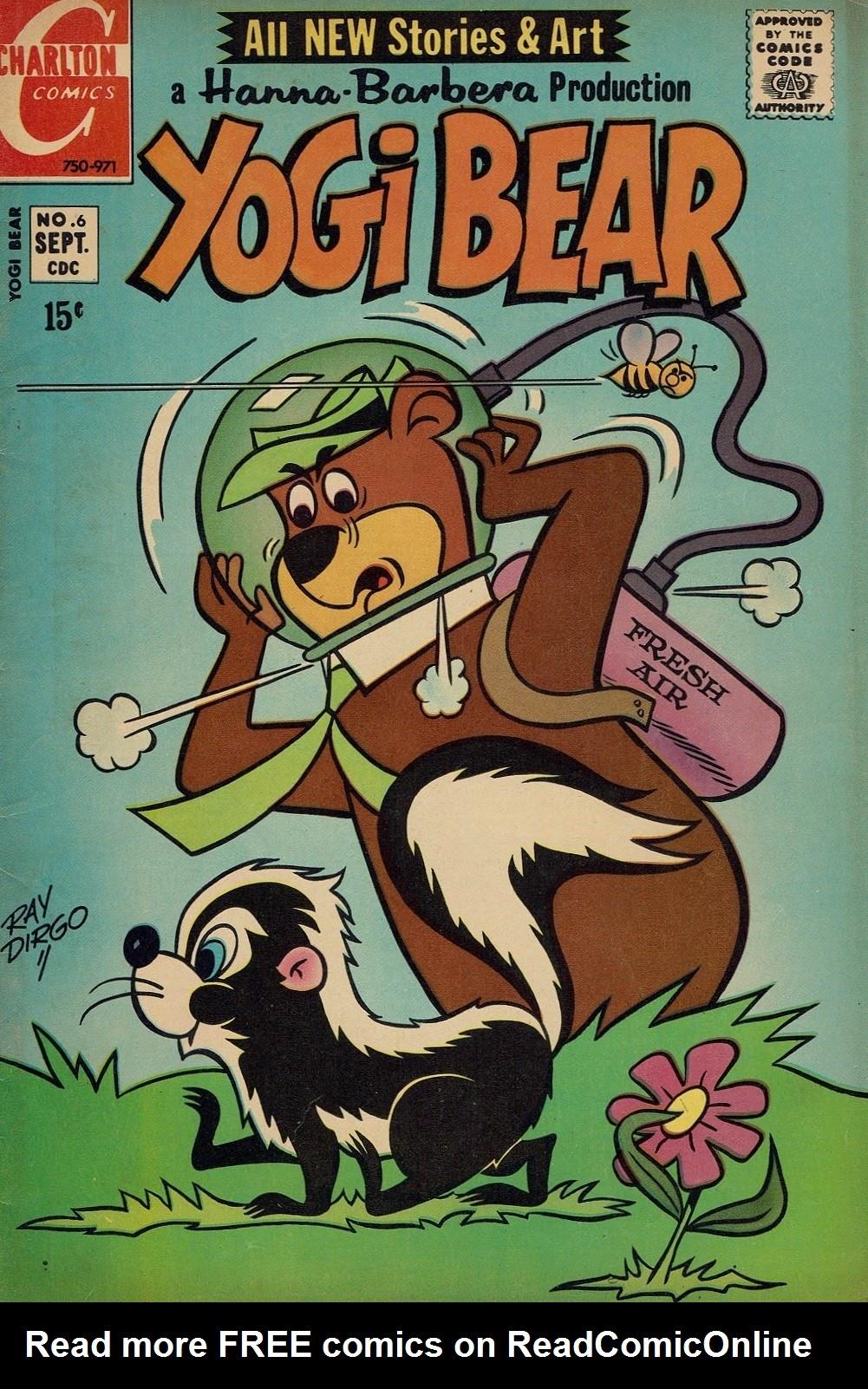 Yogi Bear (1970) 6 Page 1