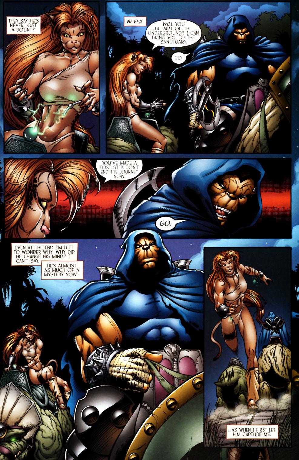 Read online Scion comic -  Issue #11 - 30