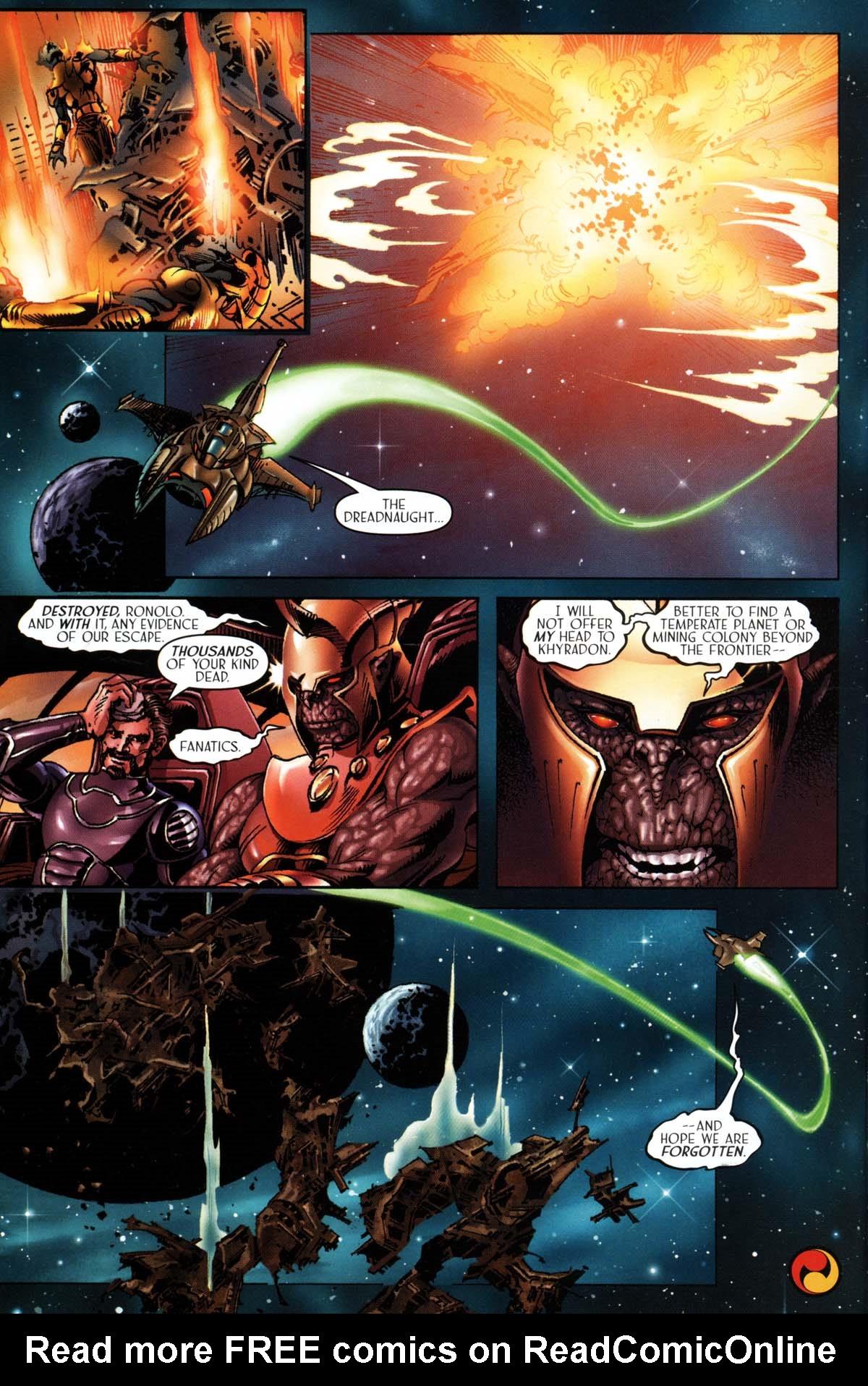 Read online Sigil (2000) comic -  Issue #26 - 44