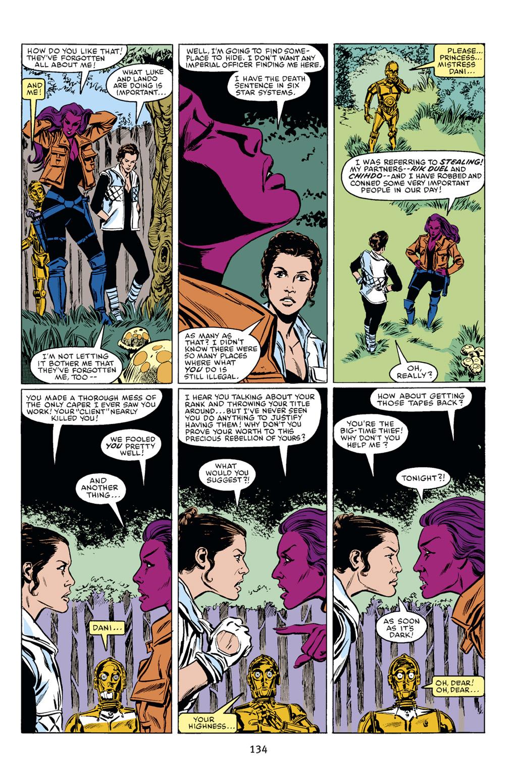 Read online Star Wars Omnibus comic -  Issue # Vol. 18 - 124