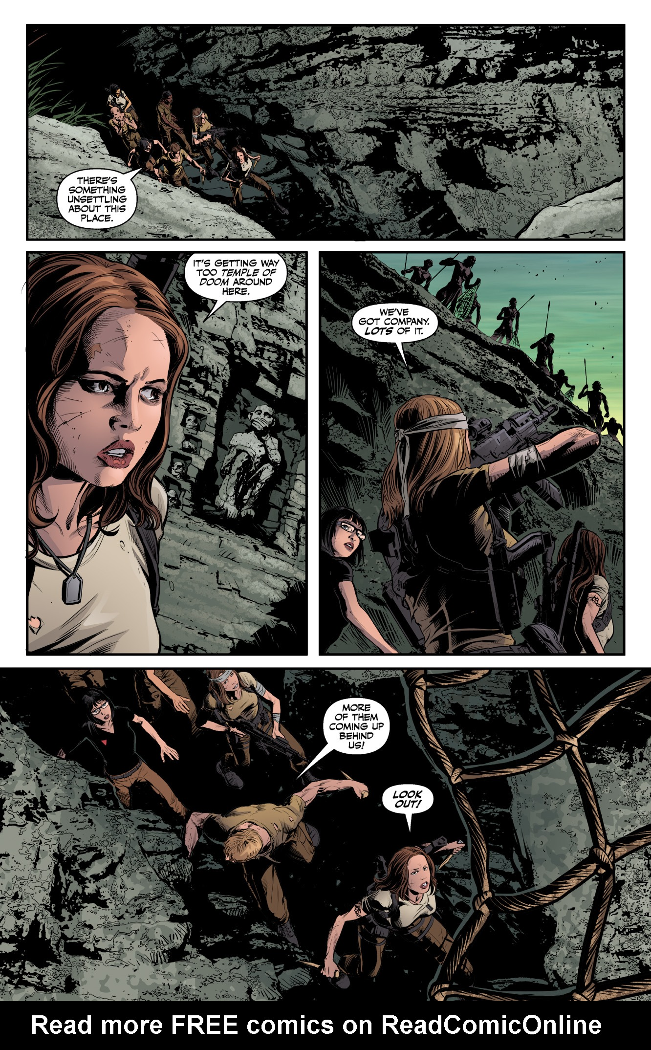 Read online Angel & Faith Season 10 comic -  Issue #9 - 23