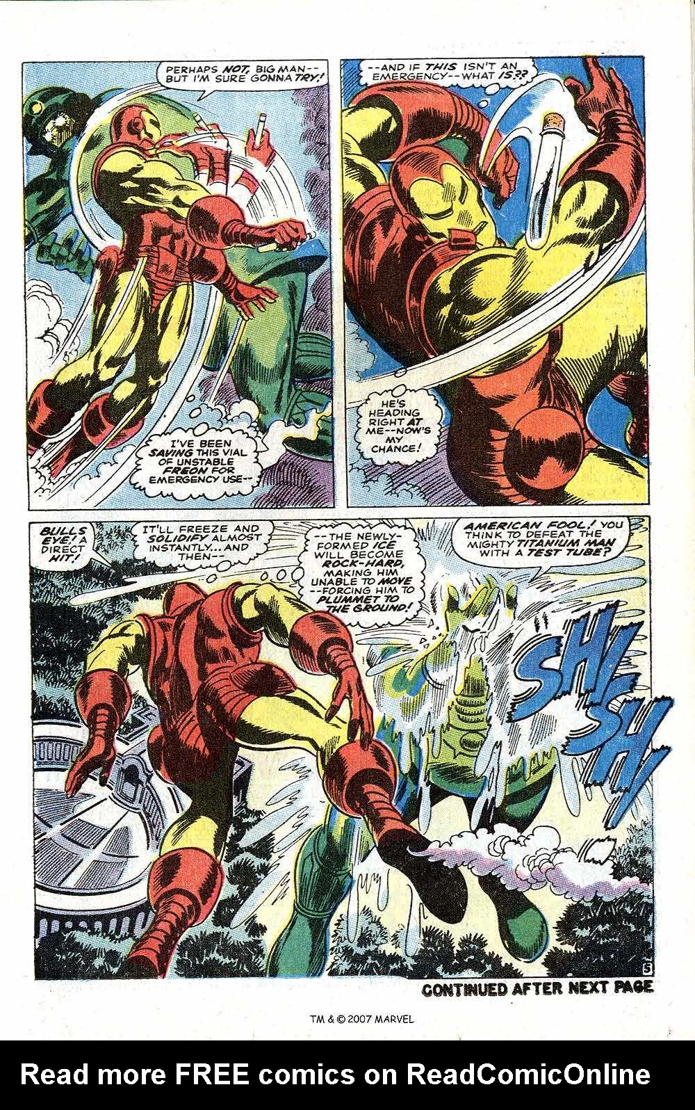 Iron Man Annual issue 2 - Page 37