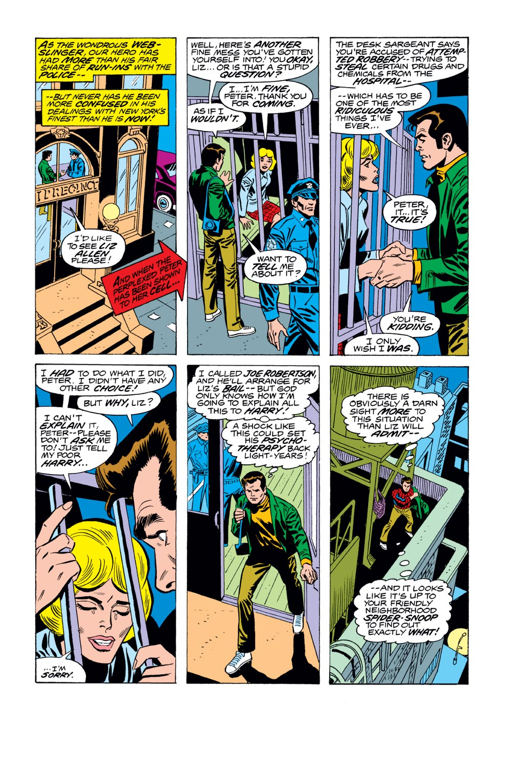 The Amazing Spider-Man (1963) 172 Page 11