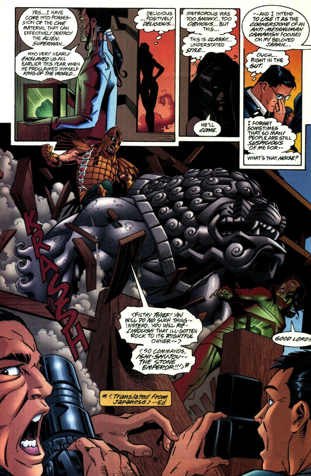 Action Comics (1938) 760 Page 8