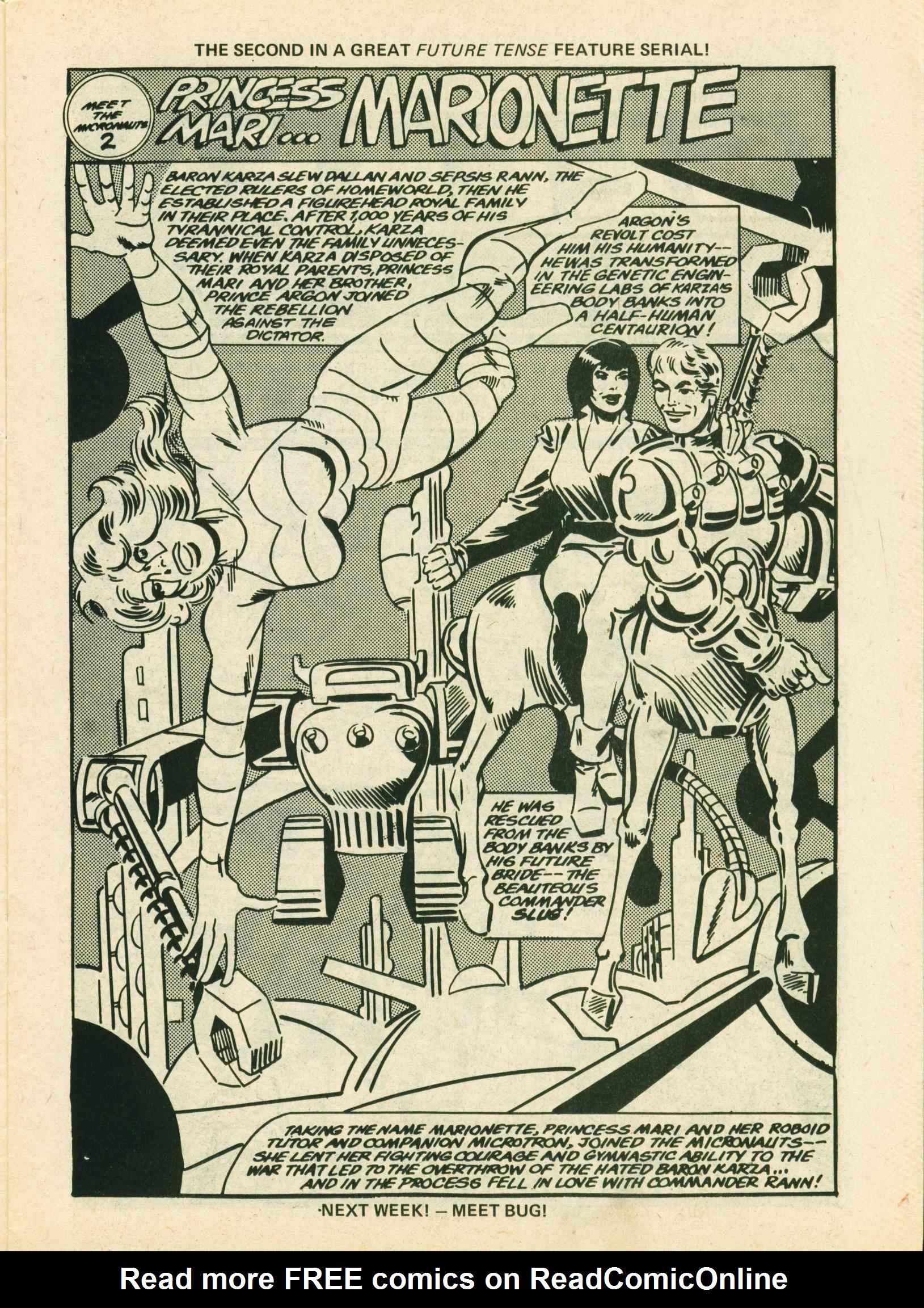 Read online Future Tense comic -  Issue #3 - 10