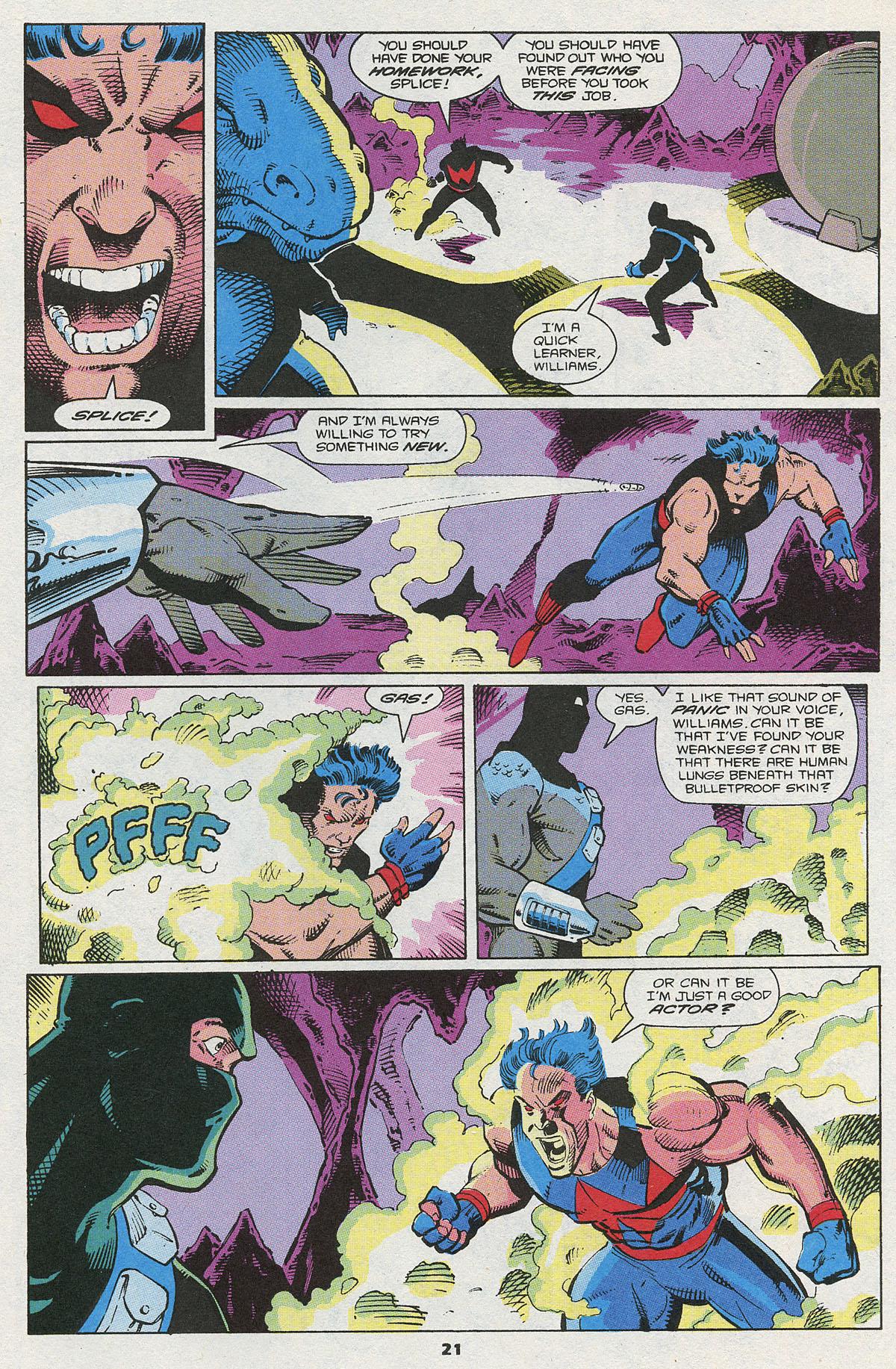 Read online Wonder Man (1991) comic -  Issue #4 - 16
