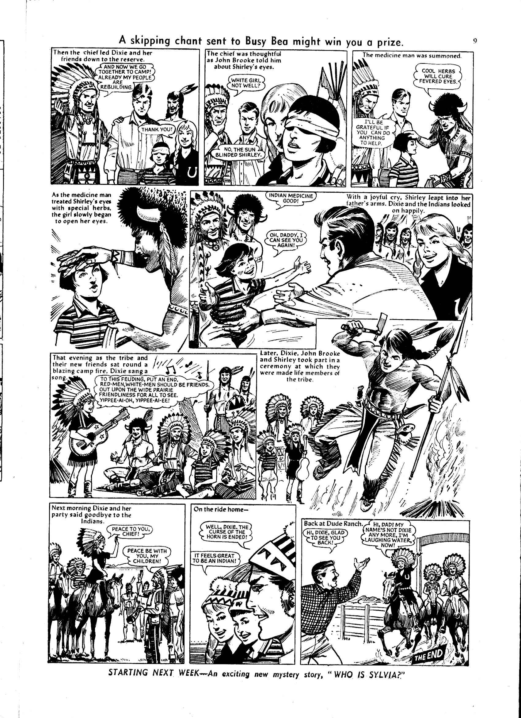 Read online Judy comic -  Issue #55 - 9