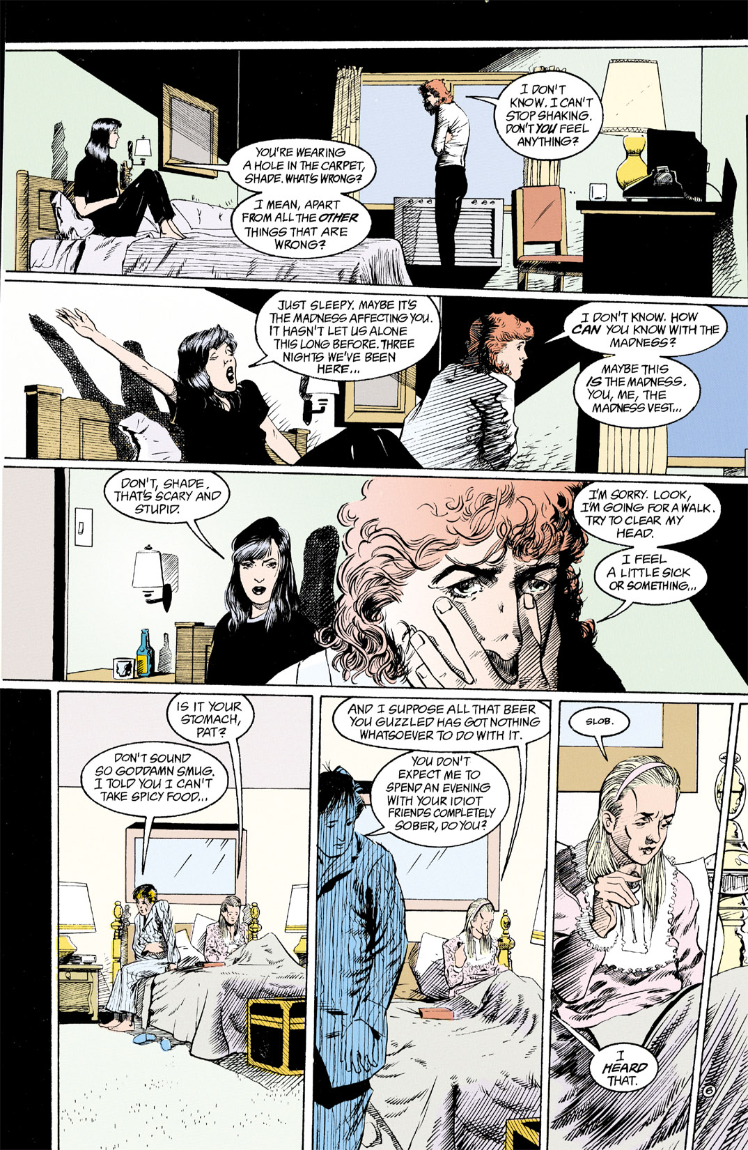 Read online Shade, the Changing Man comic -  Issue #11 - 7