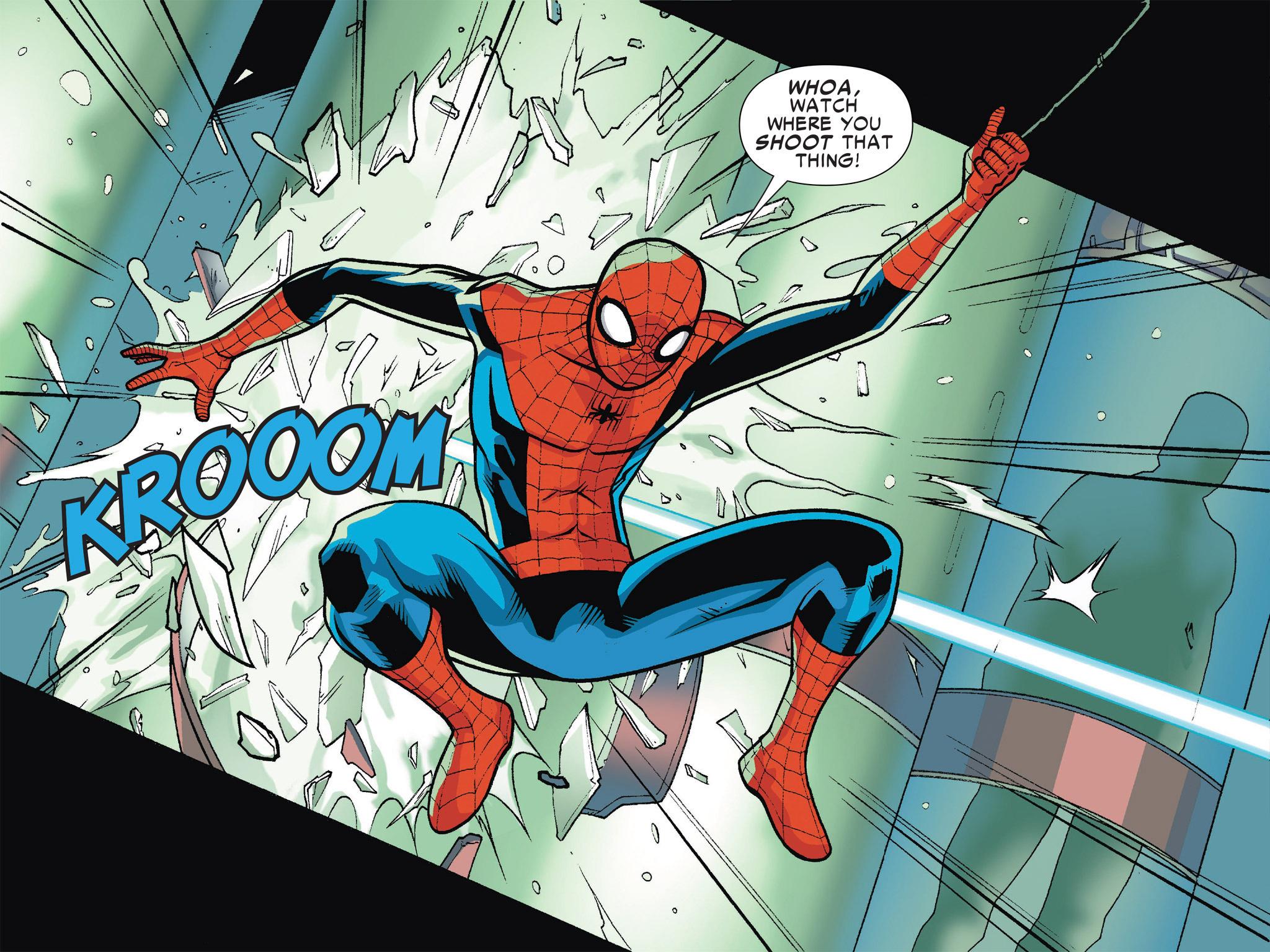 Read online Ultimate Spider-Man (Infinite Comics) (2016) comic -  Issue #5 - 37