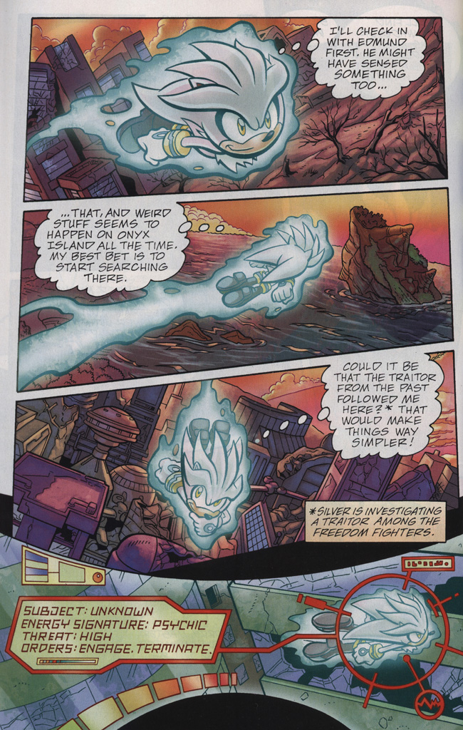 Read online Sonic Universe comic -  Issue #25 - 6