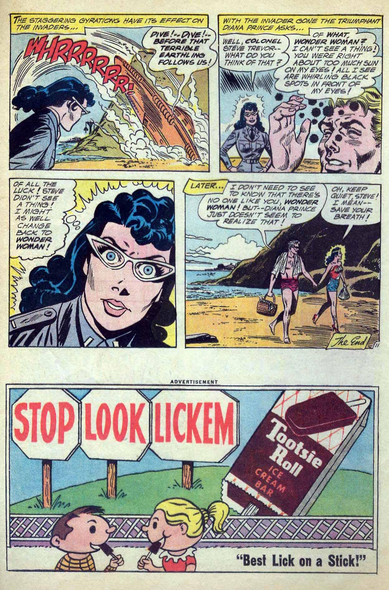 Read online Wonder Woman (1942) comic -  Issue #126 - 33