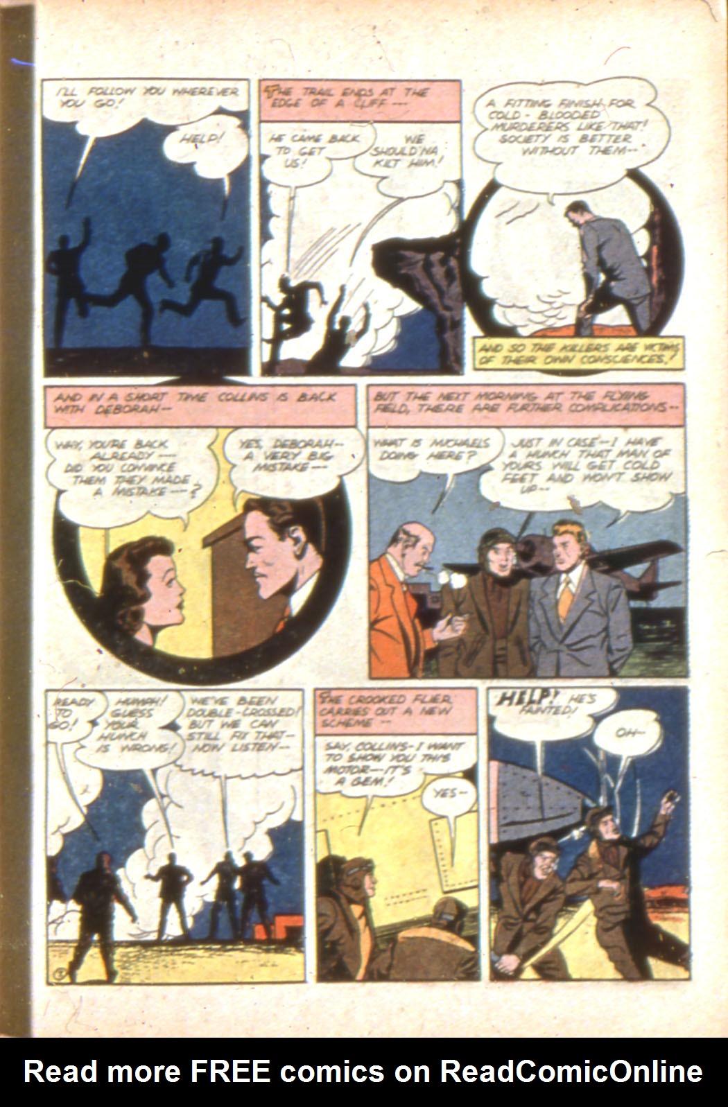 Read online Sensation (Mystery) Comics comic -  Issue #7 - 43