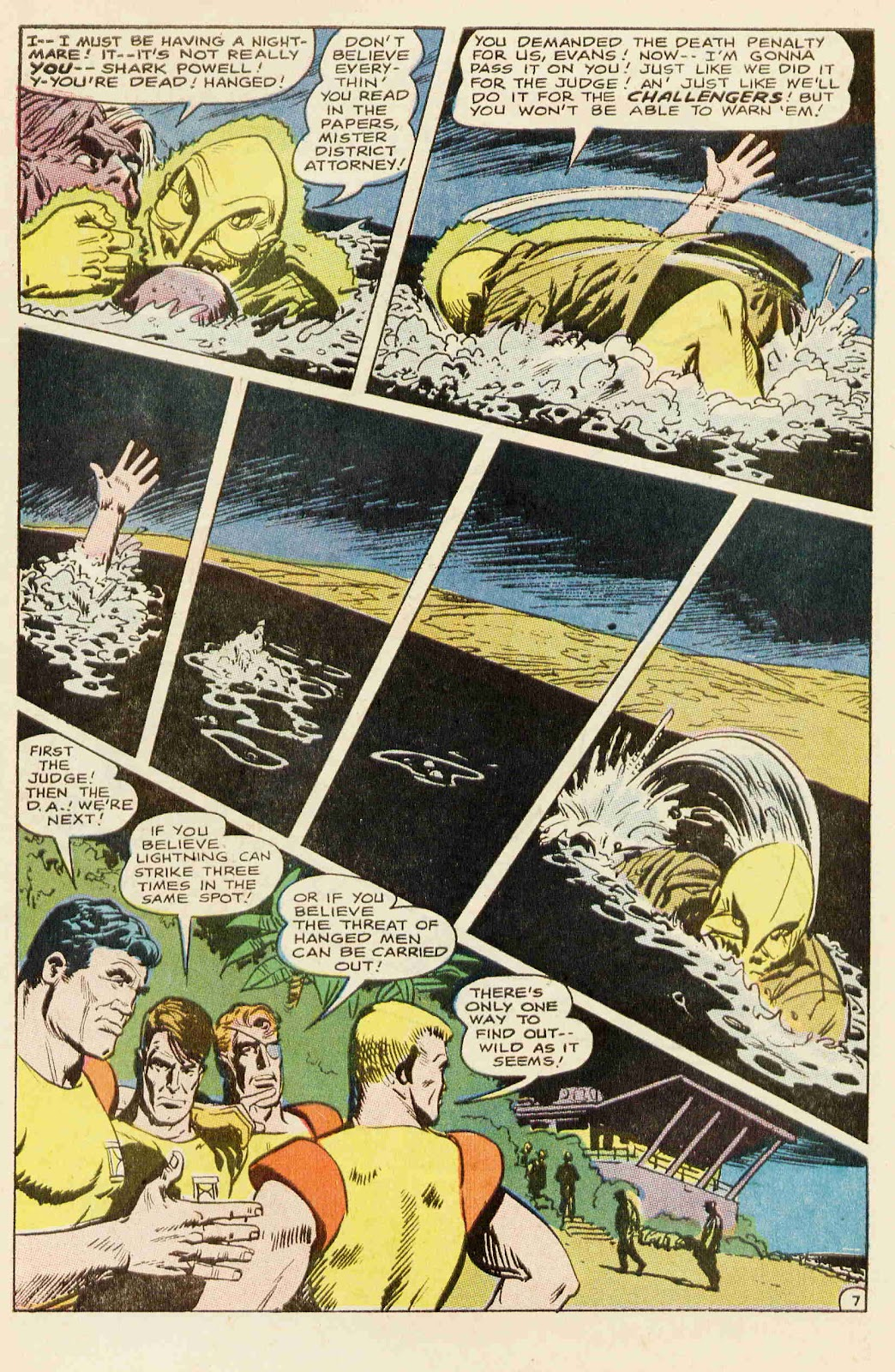 Challengers of the Unknown (1958) issue 64 - Page 8