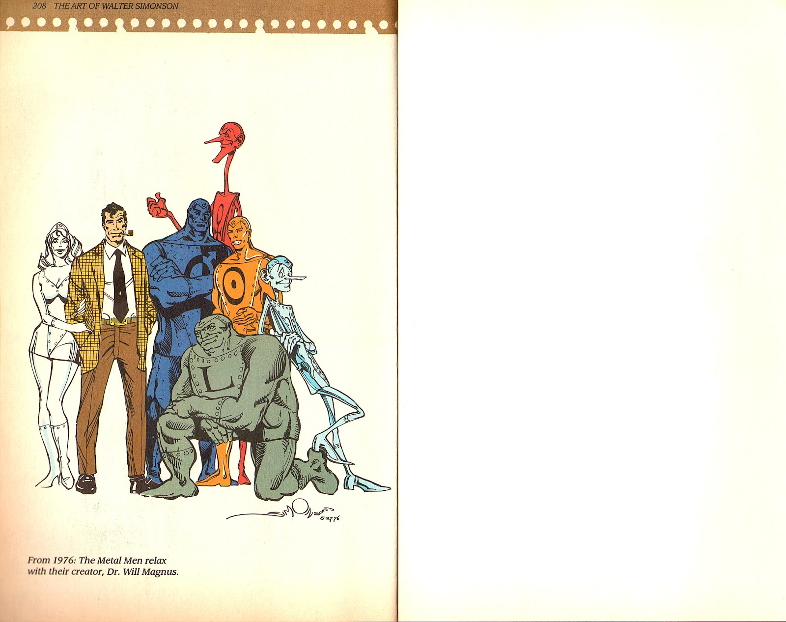 Read online The Art of Walter Simonson comic -  Issue # TPB - 106