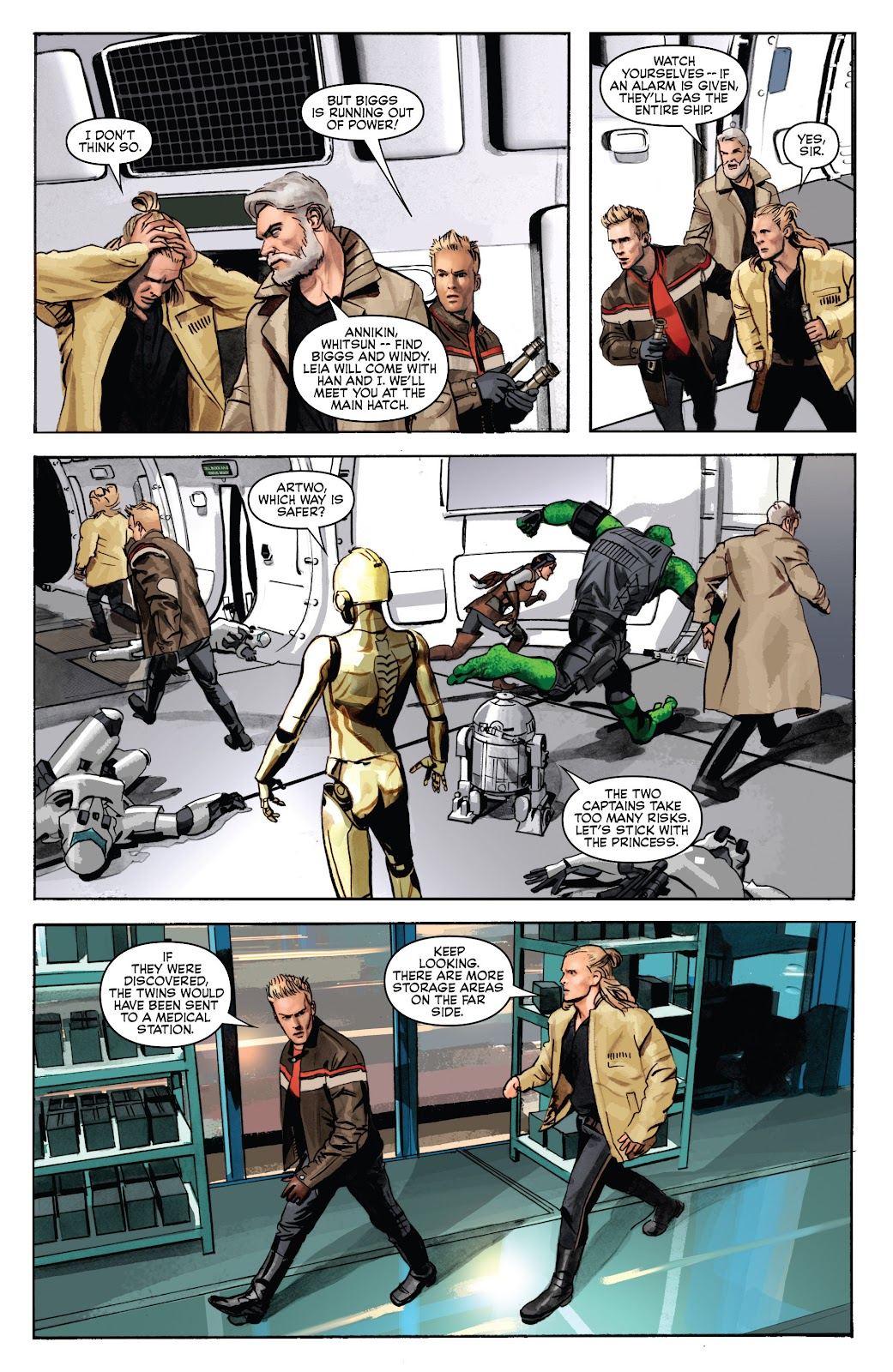 Read online Star Wars Legends: Infinities - Epic Collection comic -  Issue # TPB (Part 5) - 3