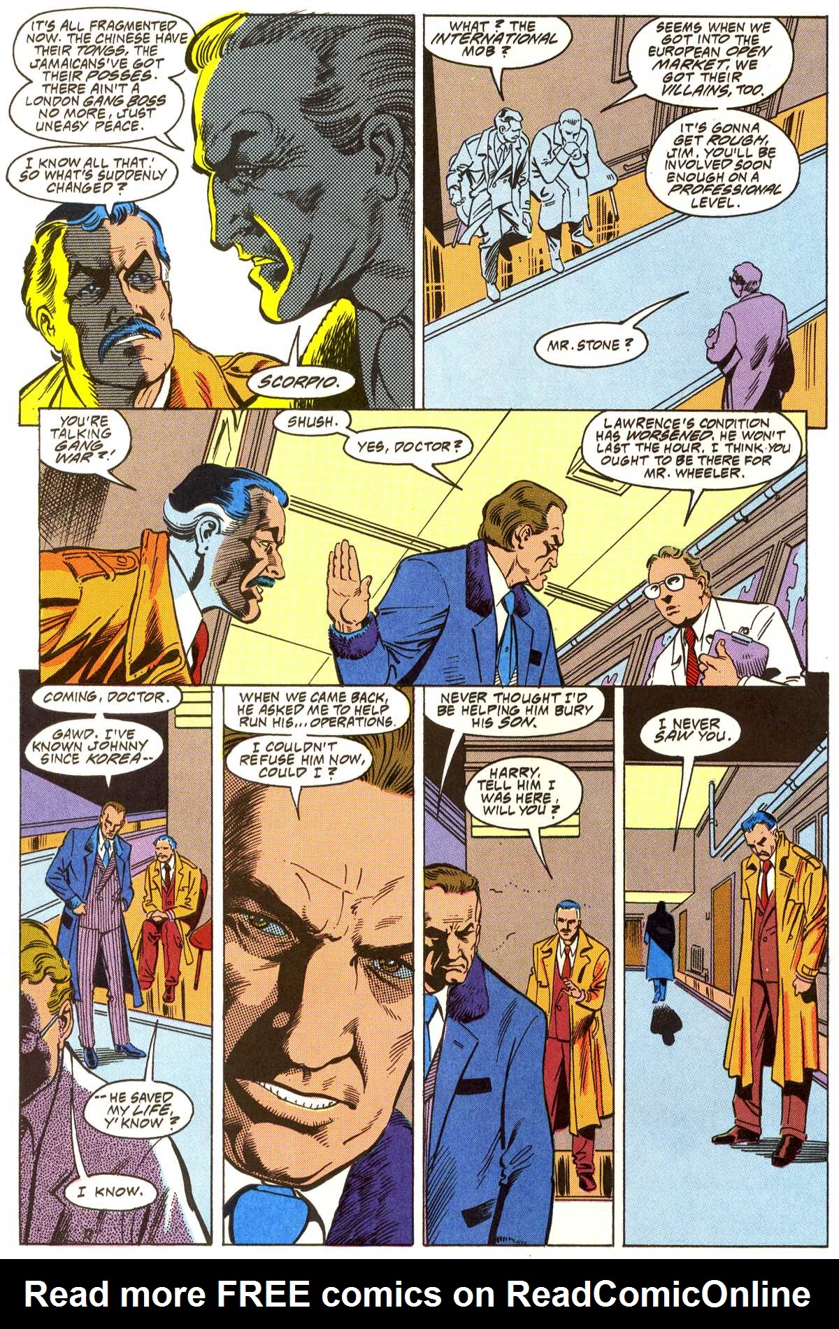 Read online Peter Cannon--Thunderbolt (1992) comic -  Issue #3 - 9