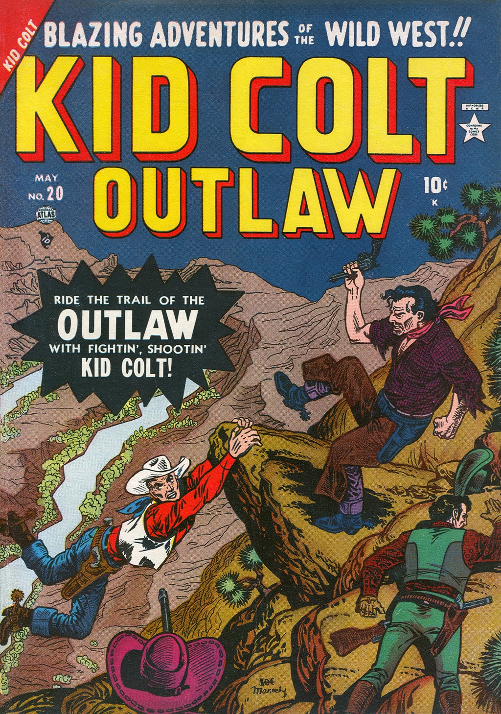 Kid Colt Outlaw issue 20 - Page 1