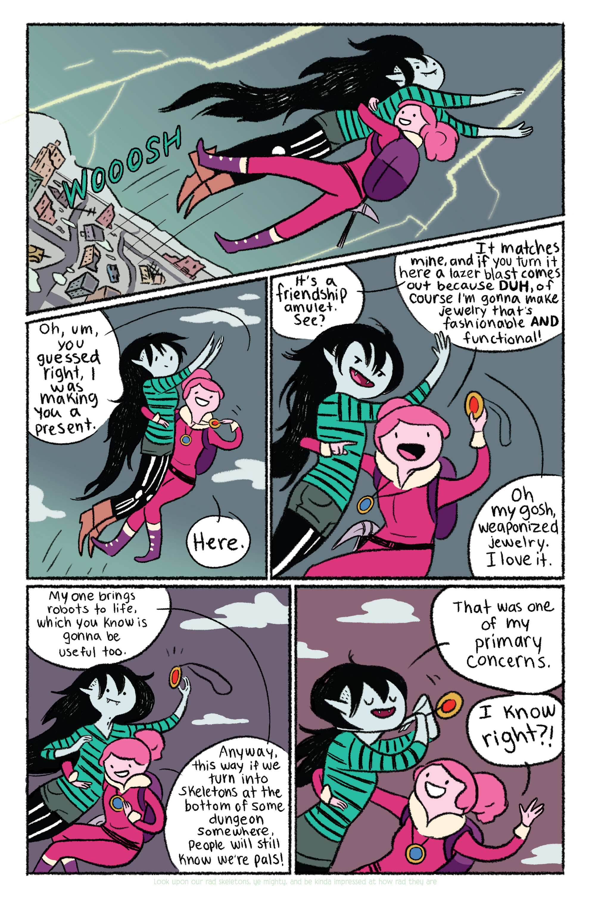 Read online Adventure Time comic -  Issue #Adventure Time _TPB 6 - 15