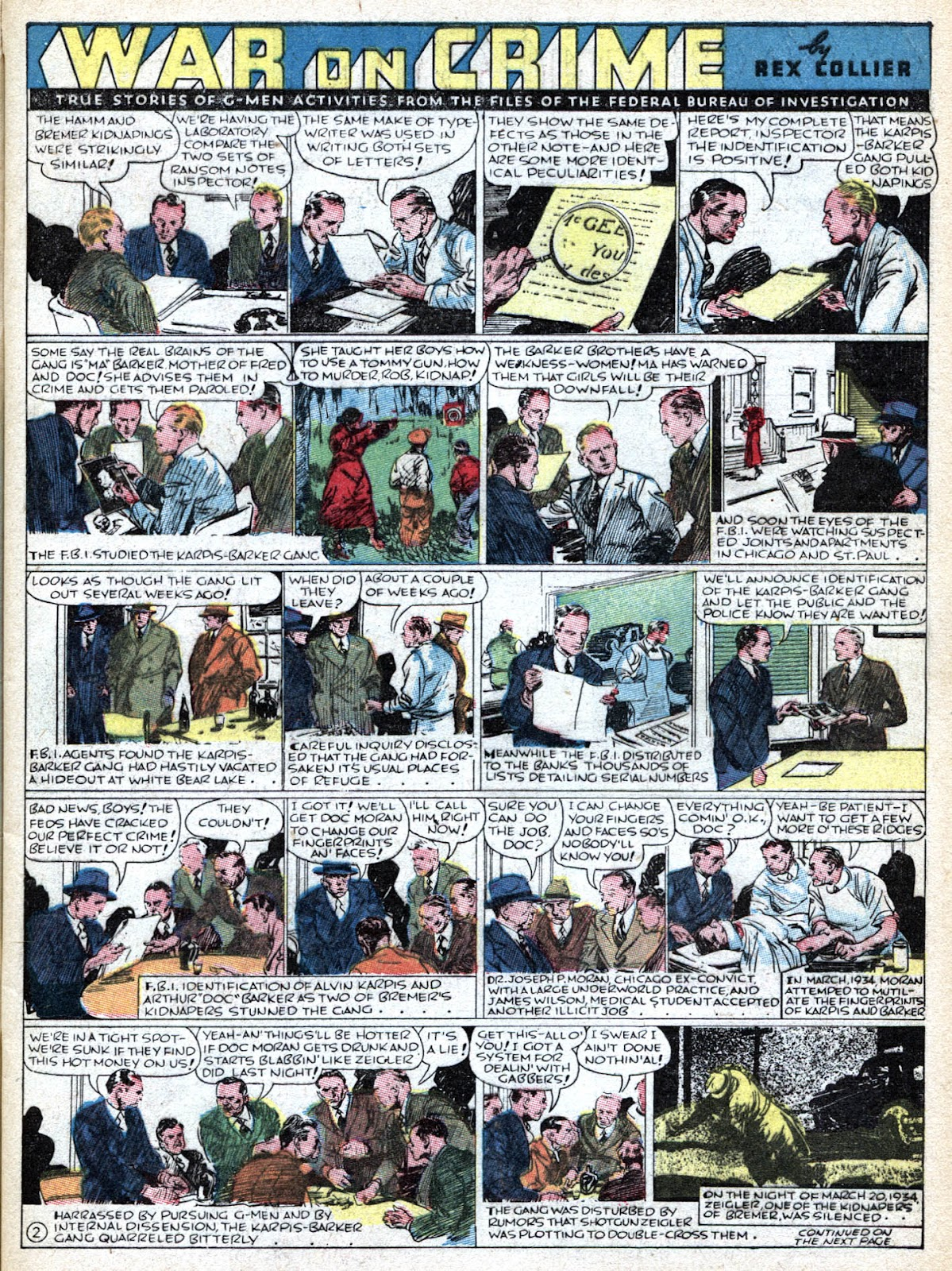 Read online Famous Funnies comic -  Issue #36 - 7
